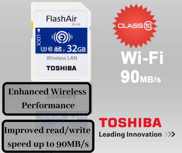 32GB SD Memory Card Toshiba