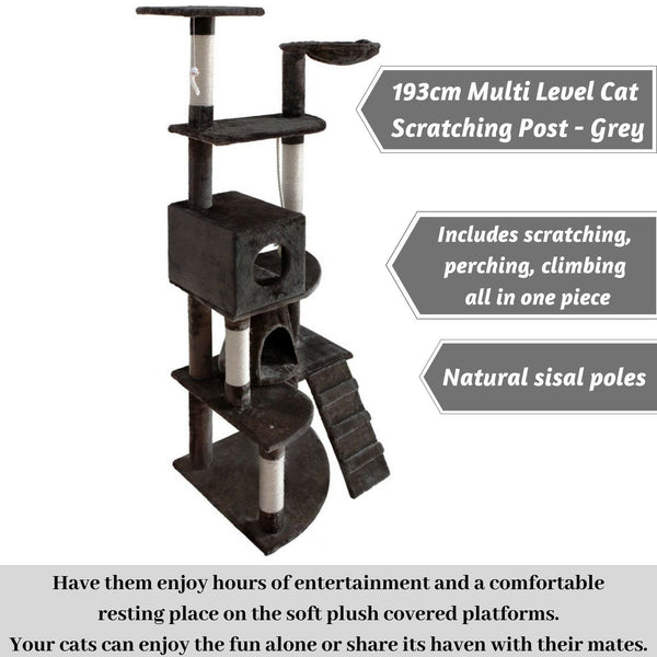 Cat Scratching Poles Post