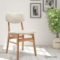 Dine Chair Beige