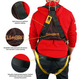 Climbrite Access Roofers Safety Harness Roofing Kit