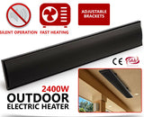 Electric Radiant Strip Heater