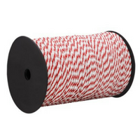 500M Electric Poly Wire Fence Rope