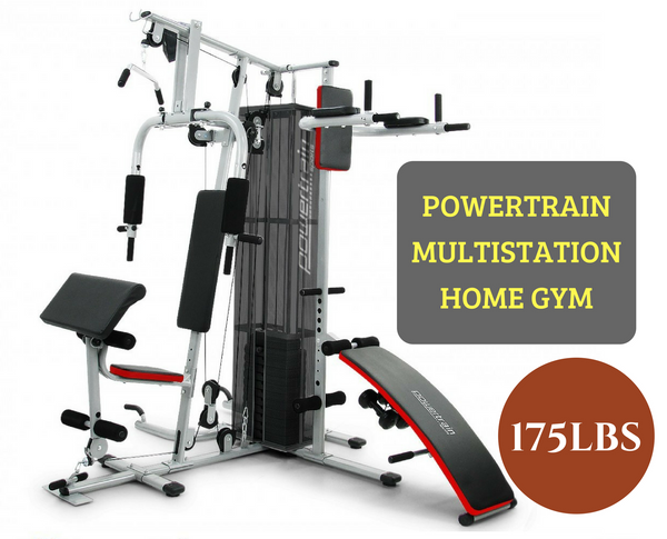 Powertrain Multistation Home Gym