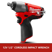 "Milwaukee 1/2"" Cordless Impact Wrench Skin"