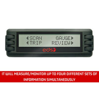 Digital Gauge Trip Computer