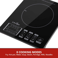 Single Electric Cooktop