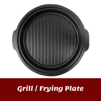 Grill Fry Plate