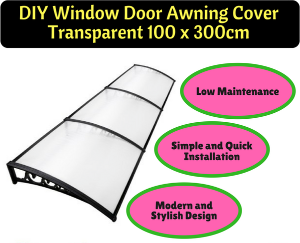 Door Awning Cover