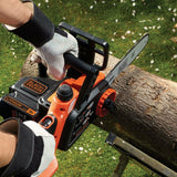 Black + Decker 18V Chainsaw