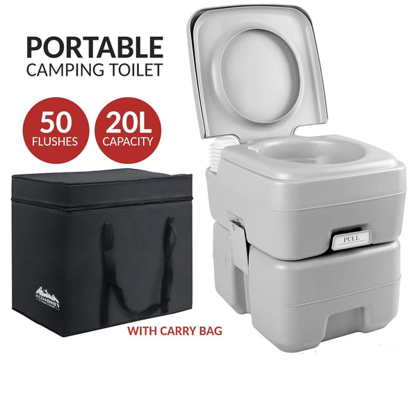 20 Litre Portable Camping Toilet