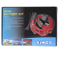 Dual Battery System Isolator Kit