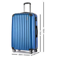 Hard Shell Case Large Trolley Suitcase