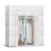 Magnetic Connector Wardrobe