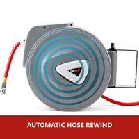 Wall Mounted Retractable Reel