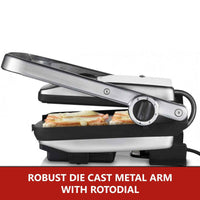 Sunbeam Contact Grill Sandwich Press