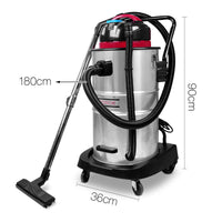 Bagless Cleaning Vac