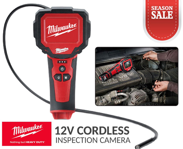 Cordless Inspection Camera