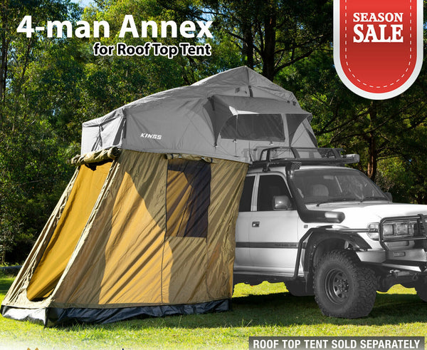 4 Person Annex for Roof Top Tent