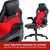 8 Point Massage Computer Chair