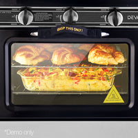 Devanti Portable Oven and Stove