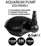 Aquarium Pond Filter Pump