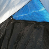 Portable Pop Up Outdoor Toilet Tent Blue
