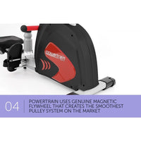 Powertrain Magnetic Rowing Machine
