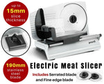 Electric Meat Food Slicer