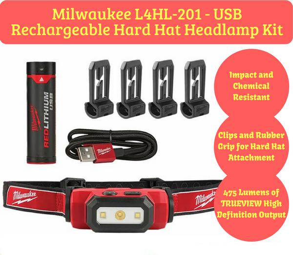 LED Torch Rechargeable Headlamp