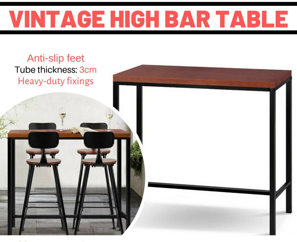 Vintage Bar Table