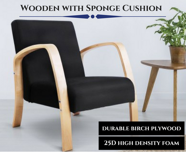 Cushion Fabric Chair