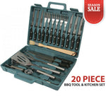 Kitchen Set Picnic Cutlery Case Box
