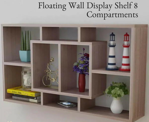 Wall Mount Floating