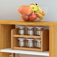 Cabinet Utility Buffet Rack