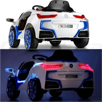 LED Light Car