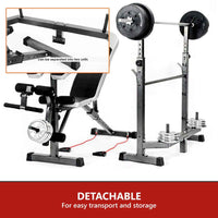 Multi Station Home Gym Bench