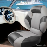 Folding Rotatable Boat Seats
