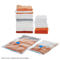 Set of 12 70 x 100cm Vacuum Storage Bags