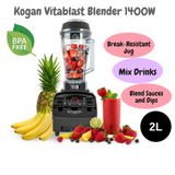 Blender Fruit Juice