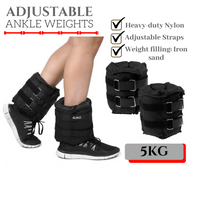 Adjustable Ankle Weights Wrist