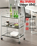Steel Multipurpose Storage Shel