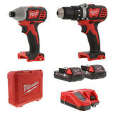 Milwaukee M18BPP2D-202C