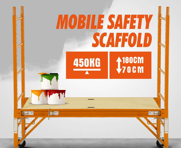 Mobile Safety Scaffold High Work