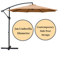 Umbrella 3M Cantilever