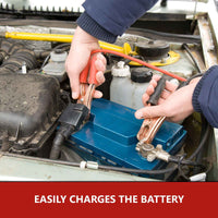 2IN1 Car Battery Charger Jump Starter