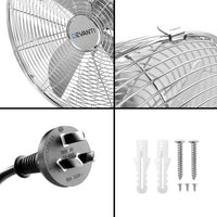 Metal Frame Wall Fan