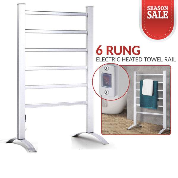 Electric Heated Towel Rail Rack