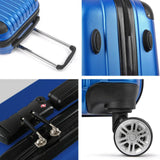"28"" Large Travel Luggage Hard Shell Case Trolley"