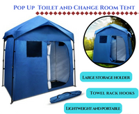 Pop Up Outdoor Toilet