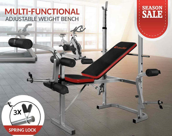 Multi Functional Adjustable Weight Bench